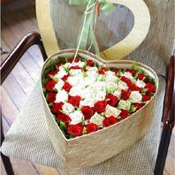 장미하트꽃상자 너랑나랑