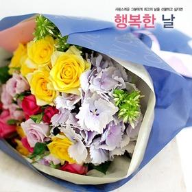 수국꽃다발gogo544