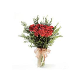 장미소재 꽃병